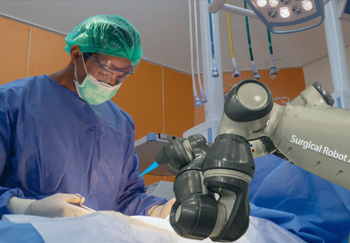 Advantages of Robotic Knee Replacement Surgery