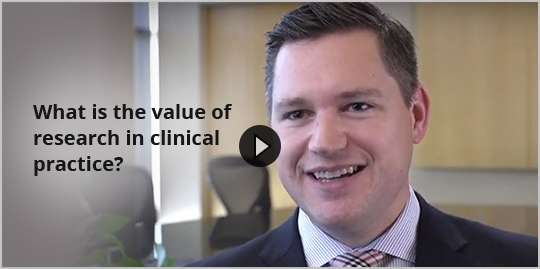 What is the value of research in clinical practice?