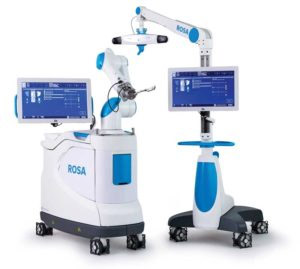 ROSA Robotic Knee Replacement